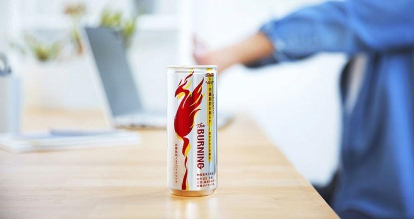 業界初!エナジーを補給しつつ内臓脂肪を減らすエナドリ!ダイドー × ヘルシア「The BURNING」発表!