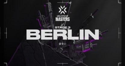 「VALORANT」VCTステージ3MASTERSベルリン、出場チーム決定!9月10日~20日に開催!