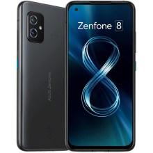 ASUS スマートフォン Zenfone 8 オブシディアンブラック
