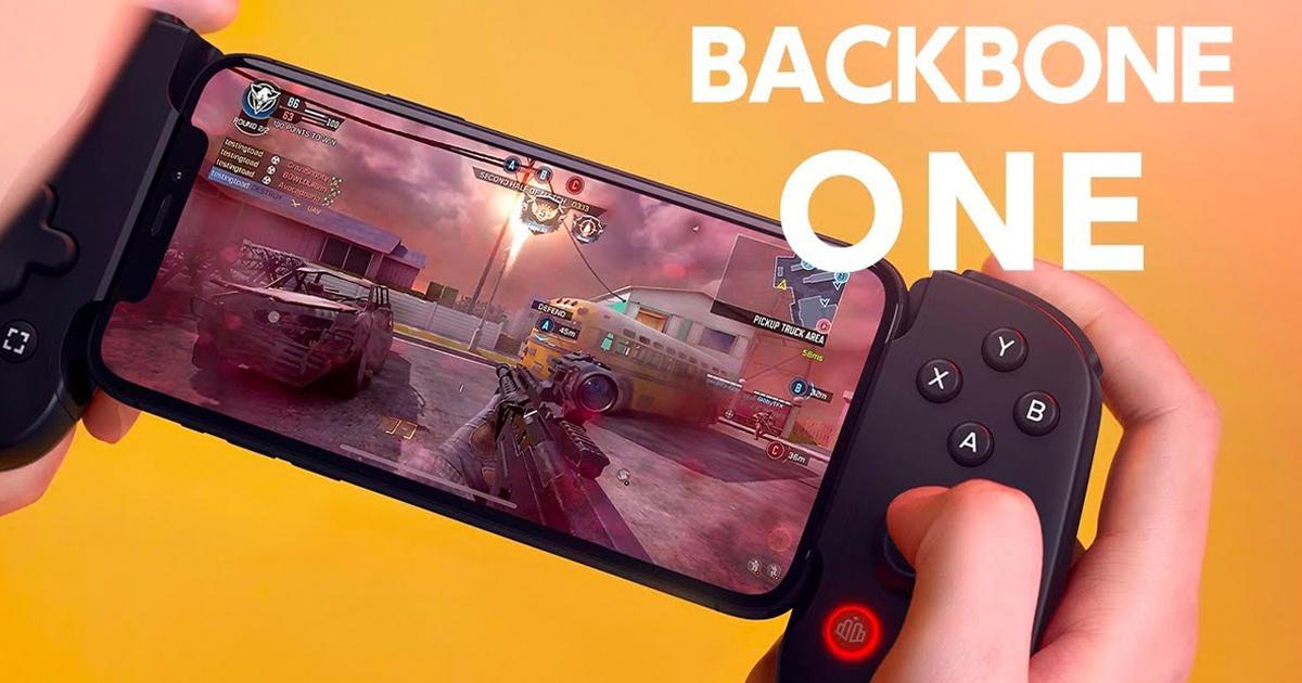 iPhoneで遊べる本格コントローラー「Backbone One」がもらえる!!SNSキャンペーン実施中!
