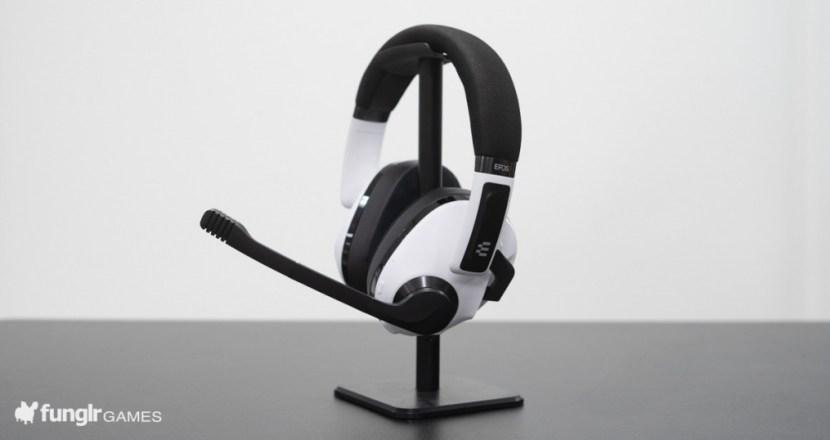藍牙電競耳機EPOS H3 Hybrid評測!