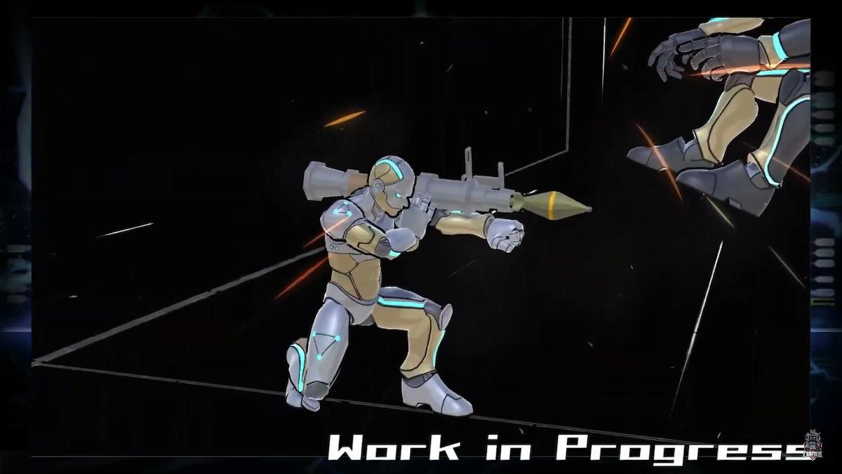 メモリーチップで動きが変わる!「Fight of Steel: Infinity Warrior」の「Crafter Talks EP 04」公開!