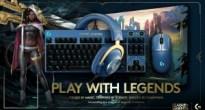 ロジクールが「リーグ・オブ・レジェンド」とコラボレーションしたゲーミングデバイス第2弾を発表!