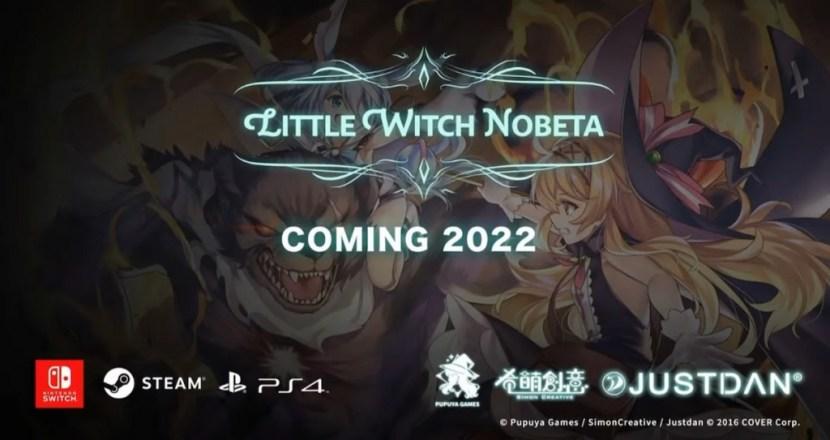《小魔女諾貝塔》的最新情報公開了!hololive所属VTuber被任命為配音員!