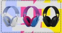 お子さんのリモート授業にもピッタリの軽量ゲーミングヘッドセット「G435 ワイヤレス ゲーミング ヘッドセット」発表!