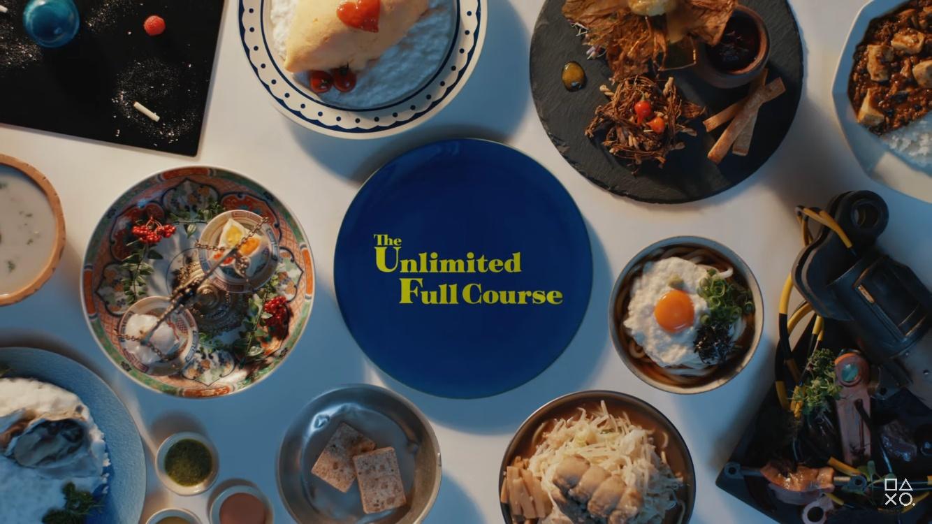 どの料理(ゲーム)を味わう?PlayStationがタイトルラインナップをコース料理に見立ててご紹介!