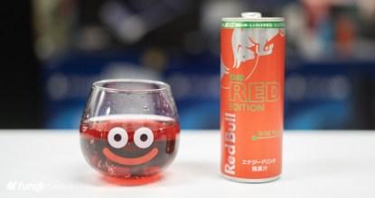 真のレッドブル!?「Red Bullレッドエディション」を飲んで赤色の翼を授かってみた!