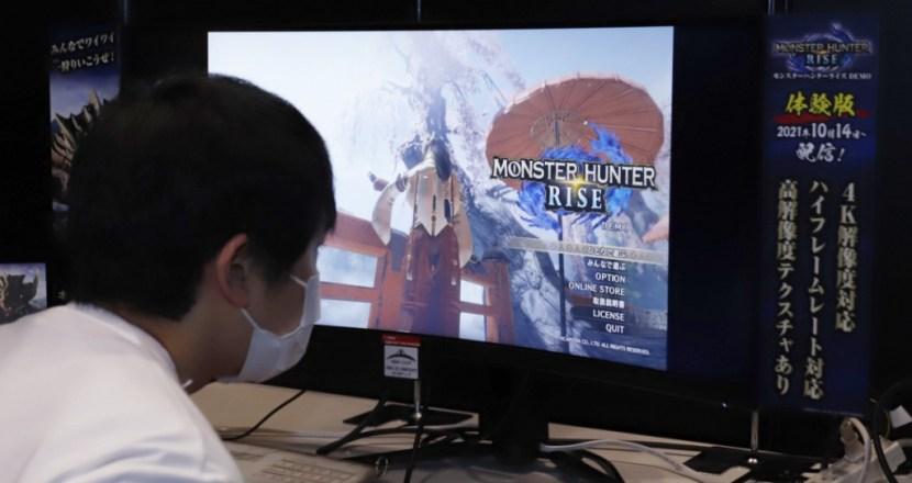 キーボード&マウスに挑戦!Steam版「モンスターハンターライズ」プレイレポート!