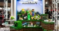 「マインクラフト」のぬいぐるみに新しいシリーズが登場?!TGS2021「Happinet」ブースにマイクラグッズが盛り沢山!