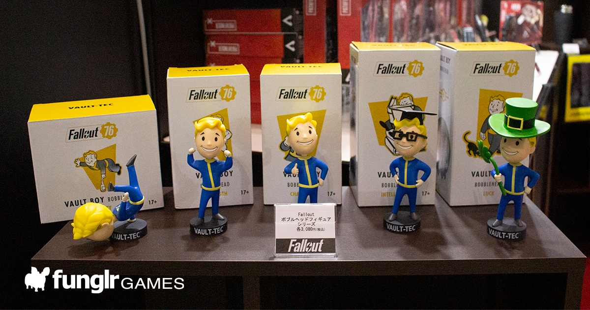 TGS2021に「INFOLENS GEEK SHOP」が出展!展示レポート「Fallout」「Ghost of Tsushima」「Cyberpunk 2077」編