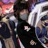 【TGS2021】K2選手&伝説のオタク選手 SNKブースで「KOF XV」ガチンコバトル!