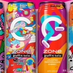 新作はポップでクールで4デザイン!「ZONe graffiti holic Ver.1.0.0」登場!