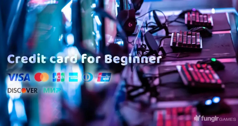 ゲーマー必見!快適なゲームライフにはクレジットカードを!初めて作るクレカは年会費無料がおすすめ!