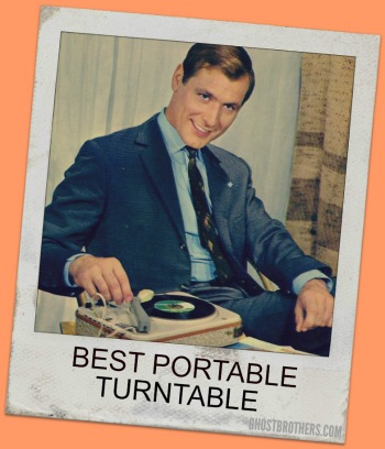 BEST PORTABLE TURN TABLE