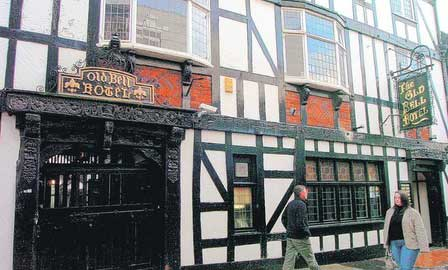 Derby Comedy Club at The Old Bell Hotel