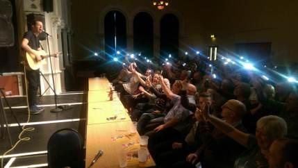 Grantham Comedy Club Awsum Phones 2017