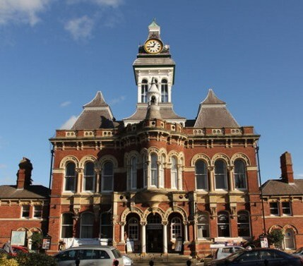 Grantham Comedy Club at the Guildhall