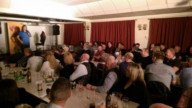 Stoke Comedy Club at Wedgewood Cricket Club