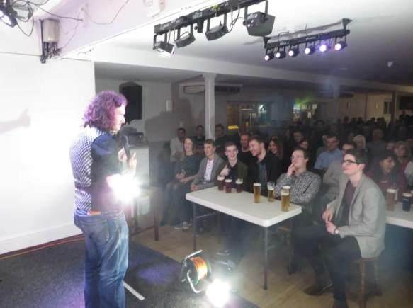 Melbourne Comedy Club - comic