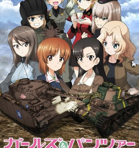3rd Girls & Panzer das Finale Anime Film's 1st 9 Minutes Posted