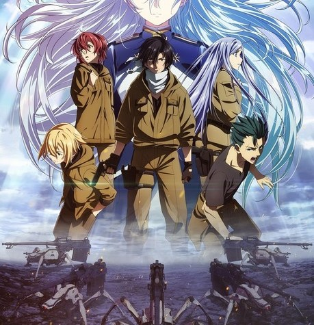'86' Sci-Fi Anime Reveals 3rd Extended Trailer, Broadcast in 2 Split Halves