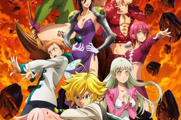 "After COVID-19 Delay, ""The Seven Deadly Sins: Dragon's Judgement"" Now Slated for January 2021 Premiere"