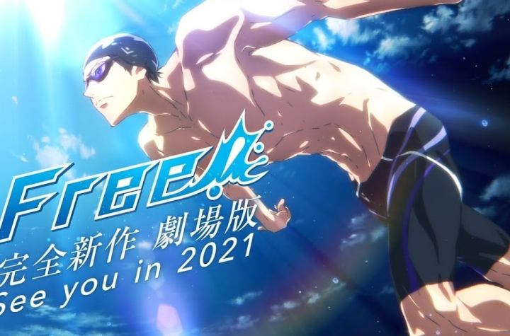 "After Delay, New ""Free!"" Anime Movie Now Set for 2021 Premiere"