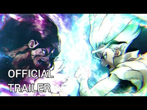 Dr. Stone Season 2 Stone Wars Official Trailer 2 | Airing Starts on January 2021