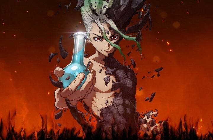 Dr stone Season 2 Confirmed in 2021