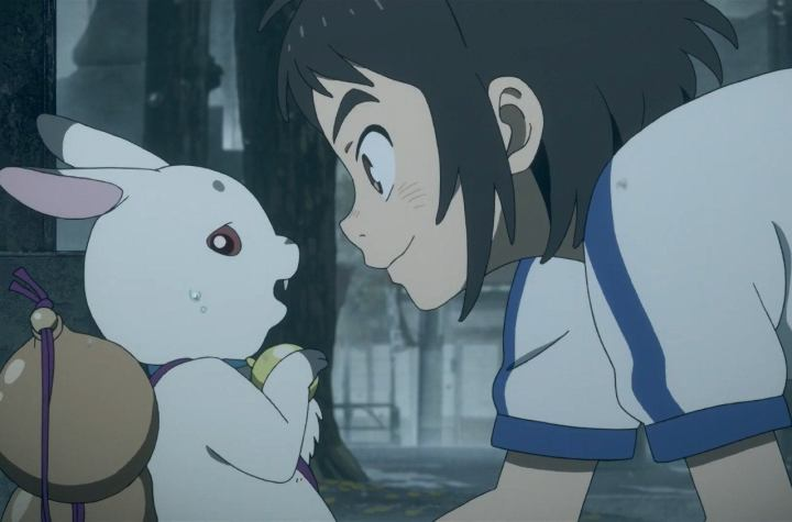 """First Trailer Revealed for Anime Film """"Child of Kamiari Month"""""""