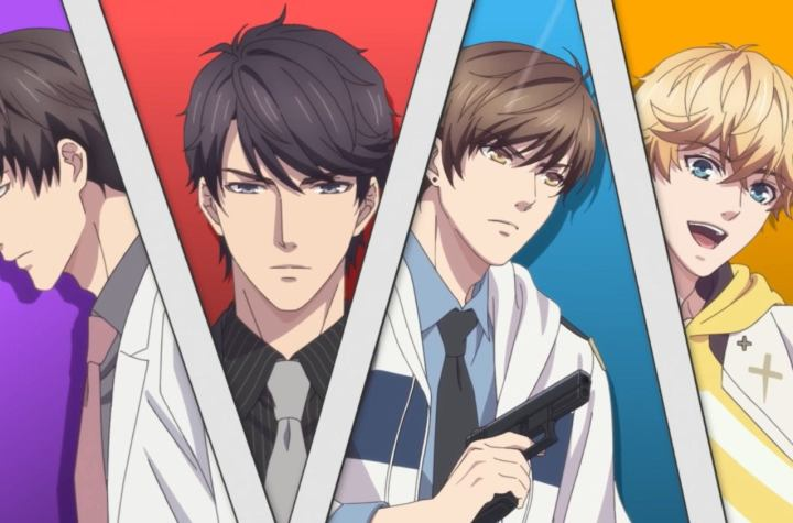 "OP/ED Artists, July 15 Debut Revealed for TV Anime Series of Otome Game ""Koi to Producer ~EVOLxLOVE~"""