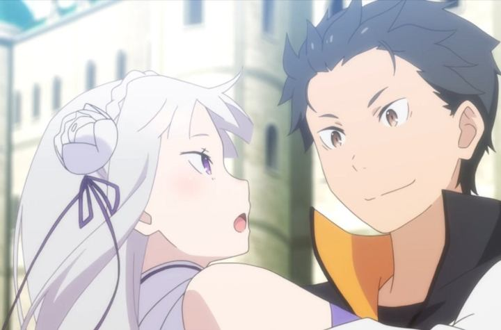 Opening Movie for Re:ZERO Smartphone Game Released