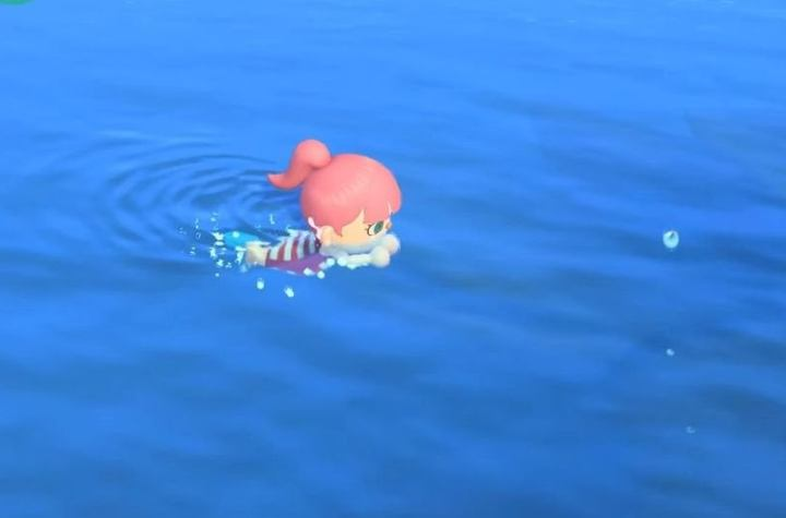 Upcoming 'Animal Crossing: New Horizons' Update Allows Swimming and Collecting Sea Critters