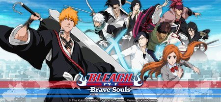 Bleach: Brave Souls Game Gets PS4 Version in 2021