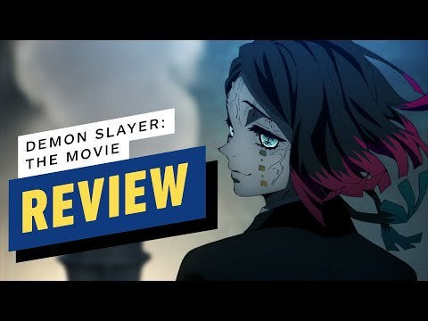 Demon Slayer the Movie: Mugen Train Review