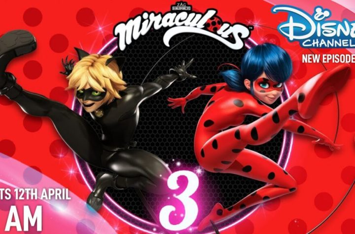 Disney India To Premiere Miraculous Tales of Ladybug & Catnoir on April 12 - ANIME NEWS INDIA