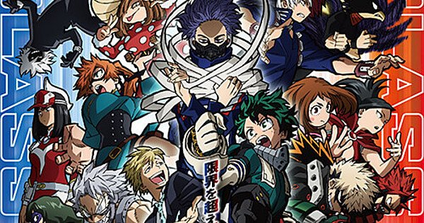 My Hero Academia Anime's 5th Season Debuts on Toonami on May 8