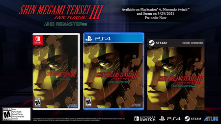 Shin Megami Tensei III Nocturne HD Remaster Game's Trailer Highlights Factions