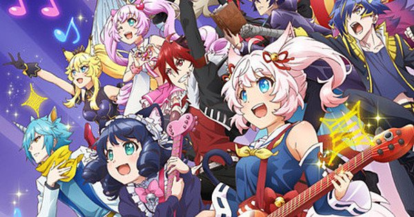 Show By Rock!! Stars!! Episodes 1-12 Streaming