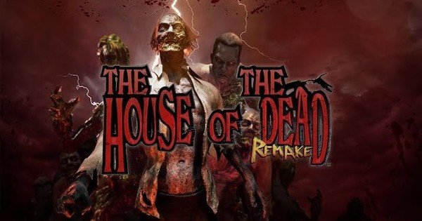 The House of the Dead Remake Game Gets Switch Release