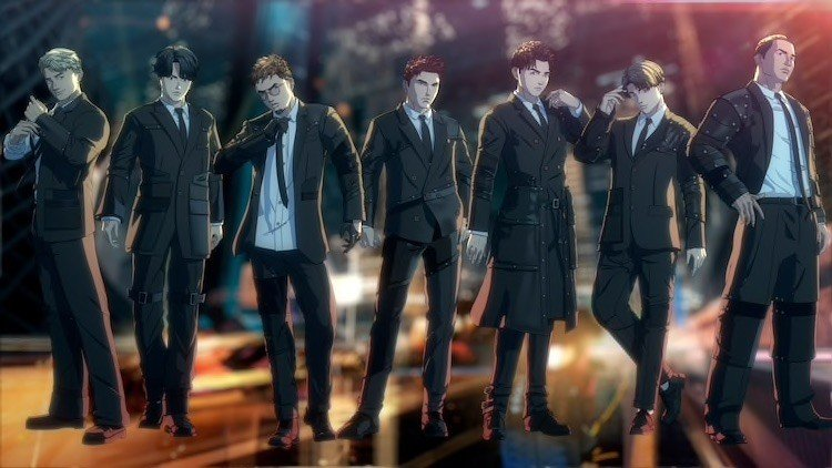 Battle of Tokyo 'Mixed Reality' Project's Streams The Rampage from Exile Tribe's Music Video