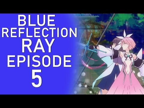 Blue Reflection Ray Episode 5; (2021) Spoilers & Release date | English sub.