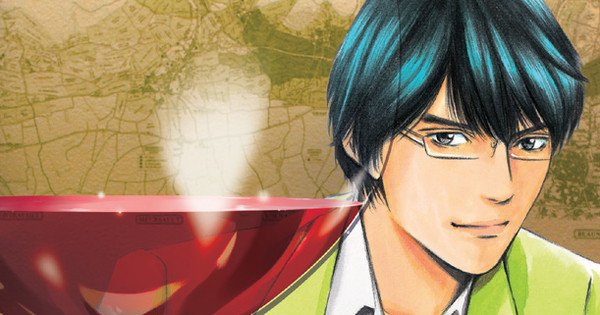 Check Out a Preview of Sommelier Manga Drops of God Newest Volume