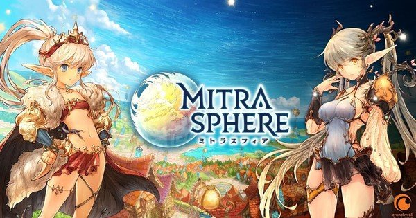 Crunchyroll Games to Release Mitrasphere RPG for iOS, Android