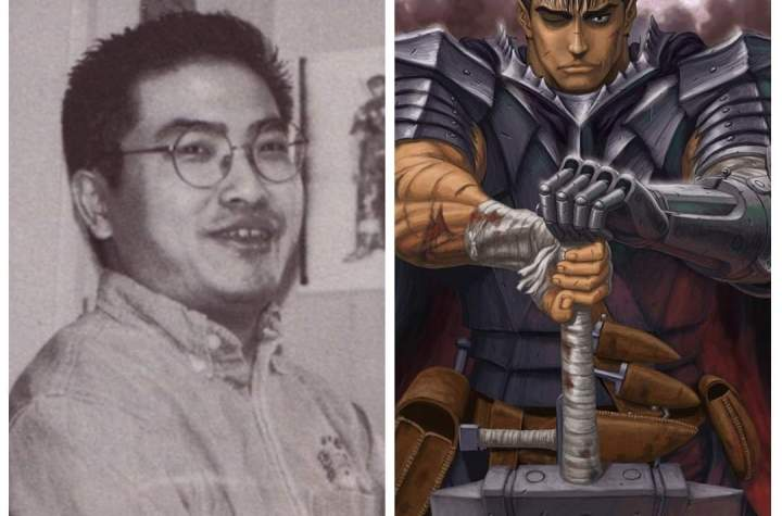 Kentaro Miura The Hakusensha editorial department has stated that Miura passed away on May 6, 2021. As the author of Berserk, an icon amongst the manga community, and an inspiration. RIP