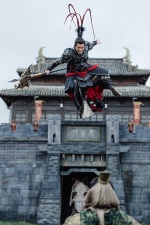 Chinese Dynasty Warriors Live-Action Film Comes to Netflix U.S. on July 1