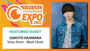 Crunchyroll Expo Hosts Cast, Staff from Black Clover, To Your Eternity Anime