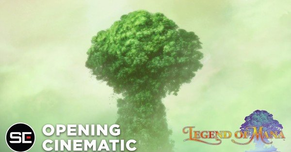 Legend of Mana Remastered Game's Opening Cinematic Video Streamed