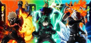 My Hero Academia World Heroes' Mission Film's Trailer Teases New Theme Song