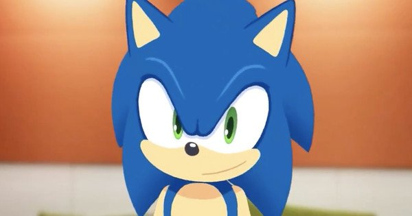 Sonic the Hedgehog Becomes a Virtual YouTuber